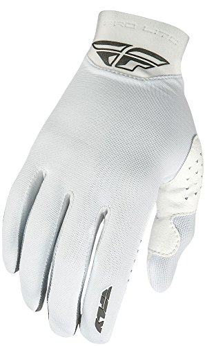 Fly Racing Handschuhe Lite Pro Weiß Gr. L