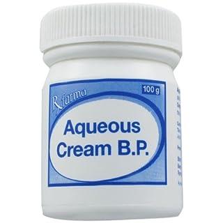 Rxfarma-AquaDerm 100g Aqueous Cream BP Tub - Pack of 10