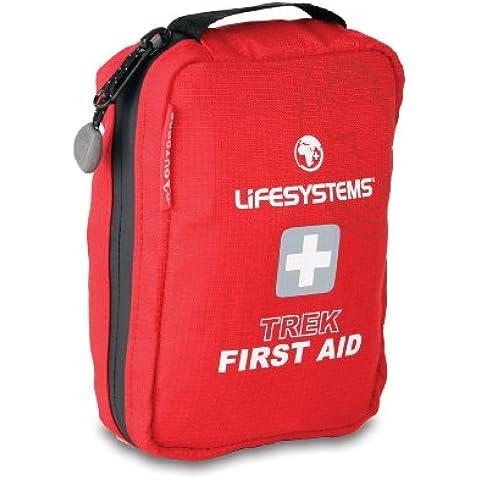 Lifesystems Trek First Aid Kit - Red