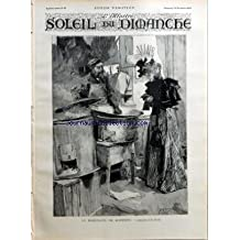SOLEIL DU DIMANCHE (LE) [No 50] du 16/12/1894 - LE MARCHAND DE MARRONS - COMPOSITION DE MAROLD - UN EXORCISME EN 1891 - LA VISITE DE MILTON CHEZ GALILEE