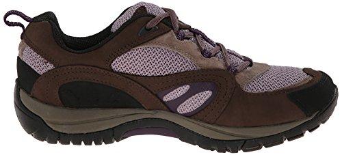 Merrell AZURA Damen Trekking & Wanderhalbschuhe Chocolate Brown