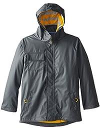 Hatley Boy's Classic Grey Splash Jacket