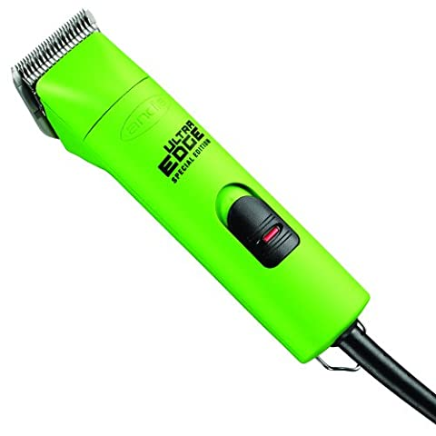 Andis AGC UltraEdge 2-Speed with No.10 Blade, Green