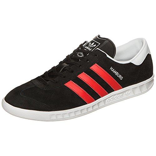 adidas Hamburg, Chaussures de Tennis Homme Noir