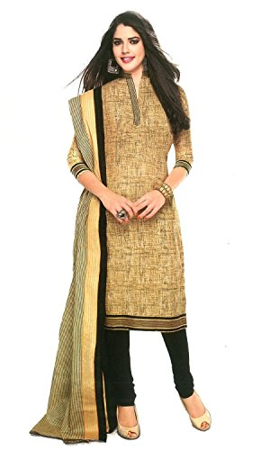 Market Magic World Women\'s Printed Unstitched Regular Wear Salwar Suit Dress Material
