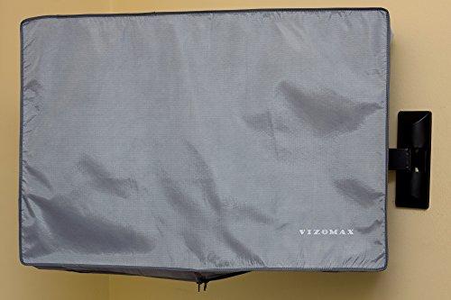 28, 29, 32  Zoll Vizomax TV Abdeckung. Fernseher Abdeckung für Außen- und Innenanwendung. Staub und wasserfest TV schutz – für HDTV, LCD, LED und Plasma TV – Displayschutz - 3