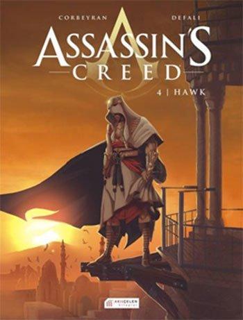 Assassin's Creed 4. Cilt : Hawk