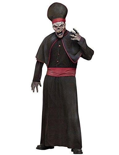 oween Kostüm schwarz rot M/L ()