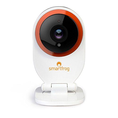 Smartfrog Komplettlösung (Überwachungskamera inkl. Video-Speicher) im monatlich kündbaren Abo