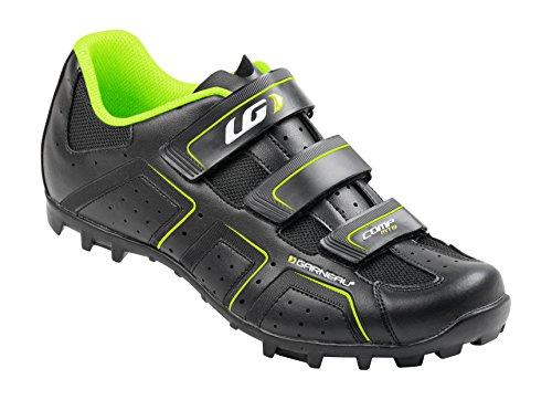 Tribal Comp Mountainbike-Schuhe, Schwarz schwarz - schwarz