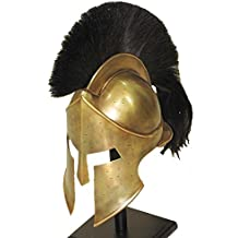 King Spartan 300 Movie Helmet (King Leonidas) by Historicks - Elmo Greco