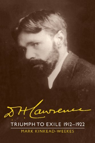 The Cambridge Biography of D. H. Lawrence 3 Volume Set: D. H. Lawrence: Triumph to Exile 1912-1922: The Cambridge Biography of D. H. Lawrence: Volume ... Biography: D. H. Lawrence, 1885-1930) by Mark Kinkead-Weekes (2011-11-24)
