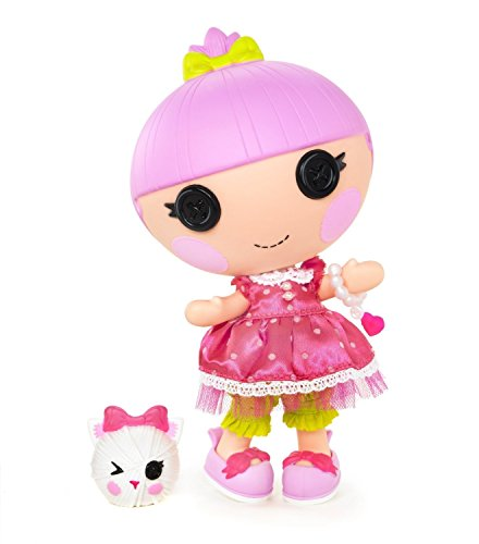 MGA Entertainment 513018GR - Lalaloopsy Littles Doll - Trinket