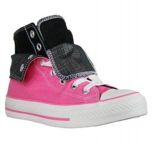CT Two Fold Hi Pink - Black