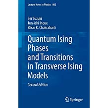 Quantum Ising Phases and Transitions in Transverse Ising Models (Lecture Notes in Physics)