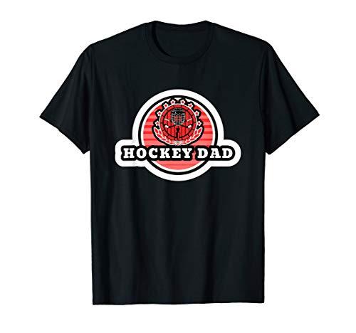 Spieler Damen Kostüm Hockey - Hockey und Bier darum bin ich hier Eishockey Bier T-Shirt