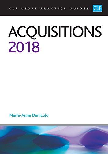 Acquisitions 2018