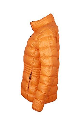 Ladies' Winter Down Jacket im digatex-package orange/rust