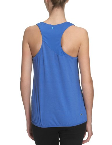 PUMA Damen Tank Top Move Graphic Bubble dazzling blue