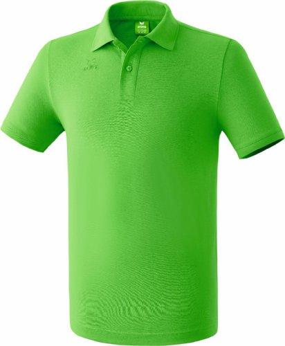 ERIMA erima Kinder Poloshirt Teamsport, green, 116, 211335