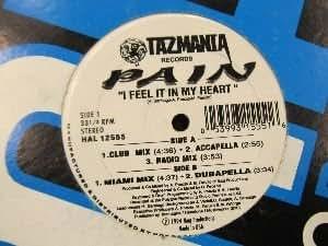 I Feel It in My Heart [Vinyl Single]