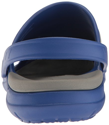 Crocs Modi Sport Clog, Sabots Mixte Adulte, Noir/Gris Bleu