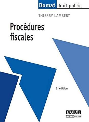 Droit Public Des Affaires - Procédures fiscales, 2ème