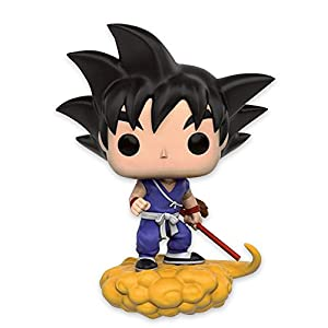 Funko Pop Goku con nube y mono azul (Dragon Ball 109) Funko Pop Dragon Ball