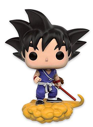 Funko Pop Goku con nube y mono azul (Dragon Ball 109) Funko Pop Dragon Ball