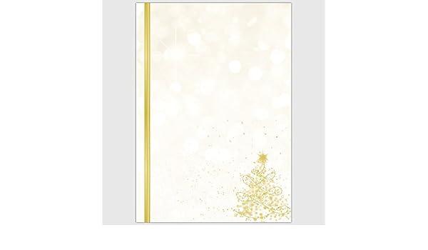 Designpapier Herbst Herbstwald DIN A5 25 Blatt