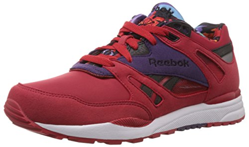 Reebok Classics Men's Ventilator Wb  Men's Red,Black,Purple Skill,White and Silver Met Gore-Tex Running Shoes- 11 Uk 41kSPxmo5sL
