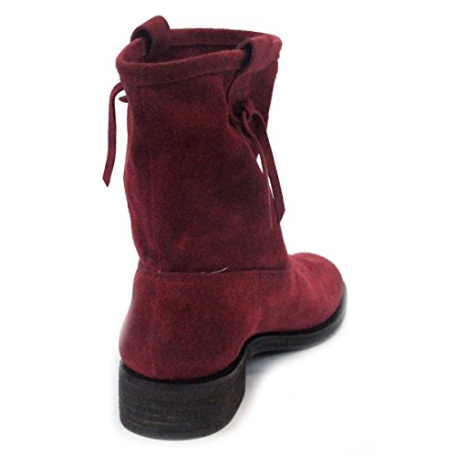 Lucky Brand Pull On Knöchel Boots Rot