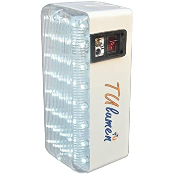 Technology Uncorked Rechargeable Multipurpose 40 LED Emergency Light with 15 hour backup
