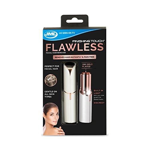 JML Finishing Touch Flawless The Discreet Hair Remover- Genuine from JML Direct