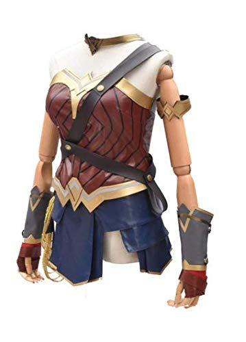 NANLAI Justice League Wonder Woman Cosplay Kostüme (S) (Wonder Kostüm League Justice Woman)