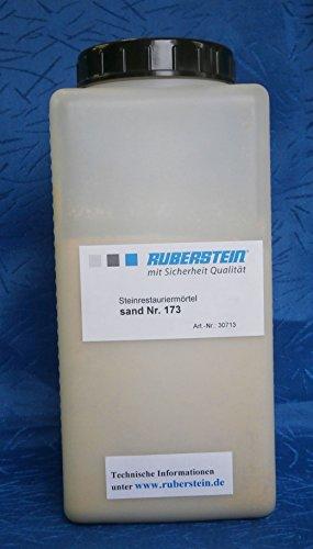 Orig. Ruberstein Steinrestauriermörtel / Reparatur mörtel / Sandstein 1 kg (sand)