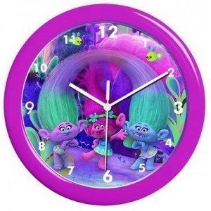 Trolls Wanduhr Uhr (TRL4-WC1)