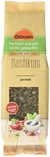 Ostmann Basilikum gerebelt, 25 g
