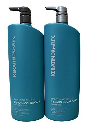 Keratin Complex Keratin Care (Keratin Complex Color Care Shampoo & Conditioner 33.8 OZ Set)