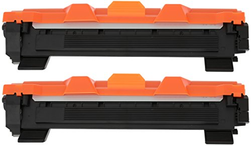 Brother Rebuilt Laser Toner (TONER EXPERTE® 2 Toner kompatibel für Brother TN1050 HL-1110 HL-1112 DCP-1510 DCP-1512 DCP-1610W DCP-1612W HL-1210W HL-1212W MFC-1810 MFC-1910W (1000 Seiten))