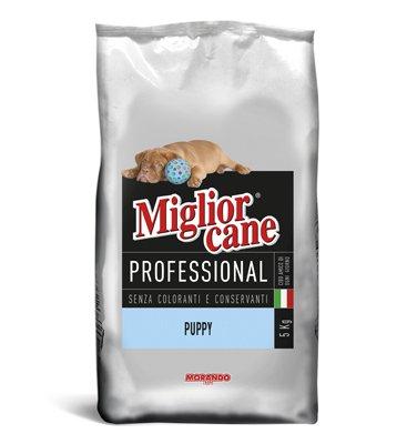 Crocchette mangime Cane secco Miglior cane professional Puppy cucciolo con vitamine e sali minerali 5 kg