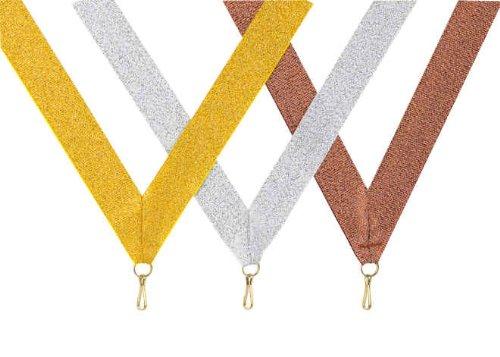 Medaillen Band bronze (Sieger Auszeichnung Medaillen)