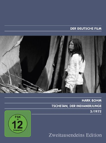 Tschetan, der Indianerjunge - Zweitausendeins Edition Deutscher Film 3/1972
