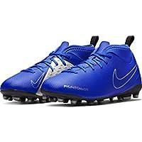 NIKE Jr. Phantom Vision Club Dynamic Fit MG, Chaussures de Football Mixte Enfant