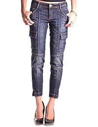 Dolce E Gabbana Femme MCBI099363O Bleu Coton Jeans