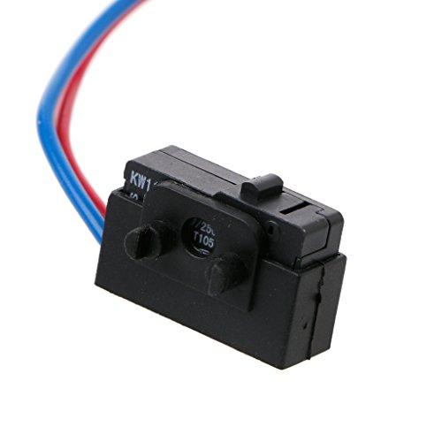 Xuniu Rechte Tür Sensor Lock Mikroschalter Für Octavia Fabia Superb Passat B5 Bora Golf 4 MK4