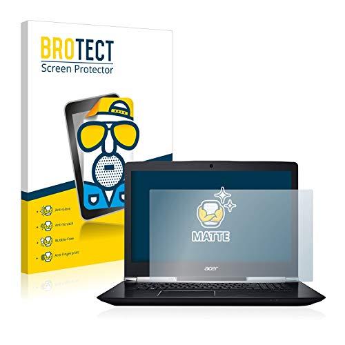 BROTECT Matt Displayschutz Schutzfolie für Acer Aspire V 17 Nitro (matt - entspiegelt, Kratzfest, schmutzabweisend)