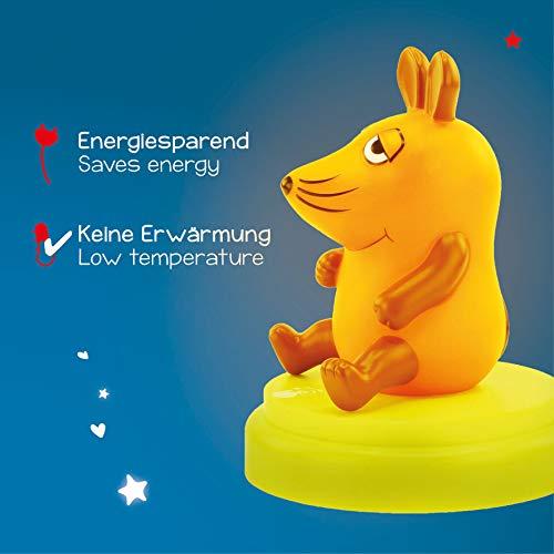 Kinderlampe Nachttischlampe Babylicht Touchlampe für Baby & Kind im Kinderzimmer Die Maus - Süße Einschlafhilfe mit Sensor Touch - Touchlampe, Touch, Tischlampe, Süße, Sensor, Nachttischlampe, Nachtlicht, Nachtlampe, Maus, Kinderzimmer, Kinderlicht, Kinderlampe, Kind, einschlafhilfe, die, Babylicht, baby einschlafhilfe auto, Baby