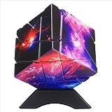 KIKT Rubik'S Cube, Splaks Magic Magic Cube Speed   Cube Speed   Cube Magic Cube para Ejercicios de concentración y combinación