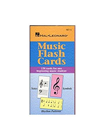 Hal Leonard Student Piano Library: Music Flash Cards Set A - Partitions
